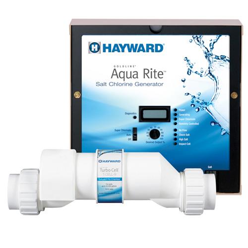 Hayward Aqua-rite salt system